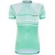 PEARL iZUMi Select Escape maglietta a maniche corte Donna bianco/turchese